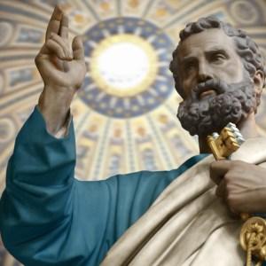 Mensa Christi: Primado de Pedro