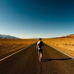 Uma jornada começa com um passo