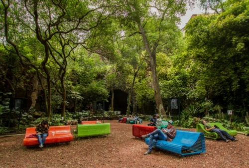 Resultado de imagen para Audiorama de Chapultepec