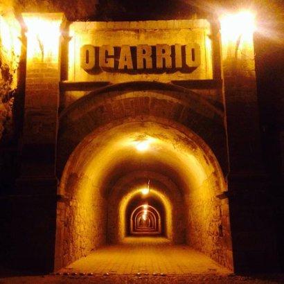 Ogarrio Túnel Del Tiempo En Real De Catorce Revista Aventurero