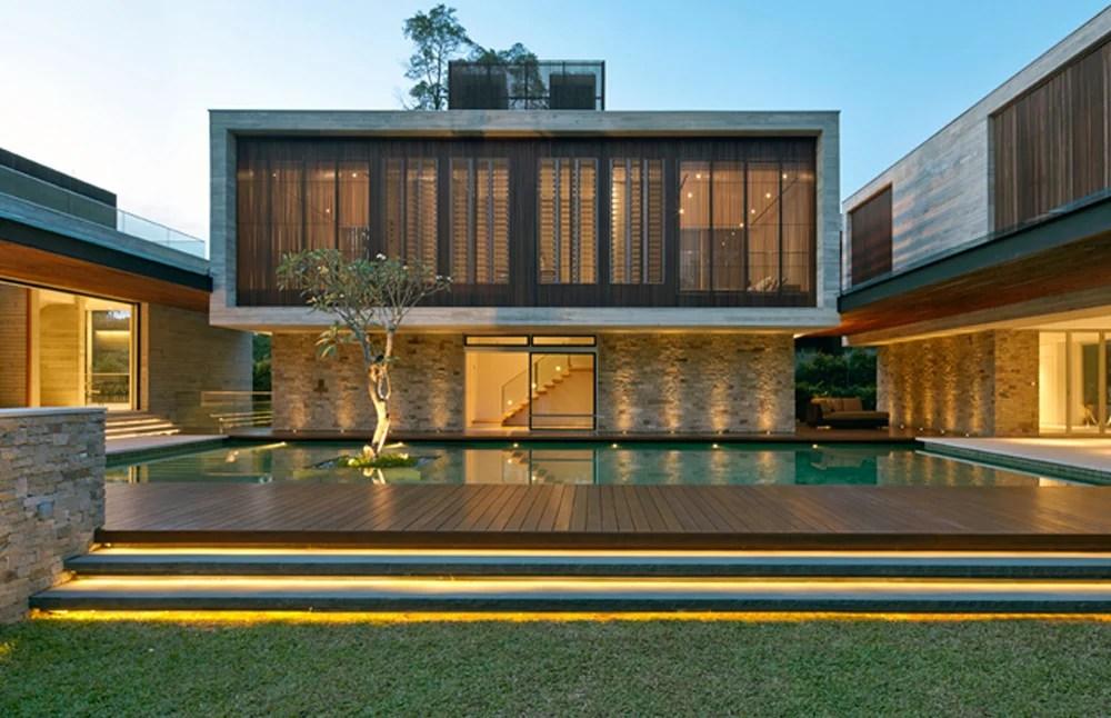 La firma Ong & Ong, constituida por arquitectos de distintas nacionalidades, en su mayoría colombianos, le apuesta a cinco premisas fundamentales en sus procesos de creación.