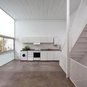 Casa Martos, por el estudio argentino de arquitectura Adamo Faiden, invitado a la XIX Baq, 2014.