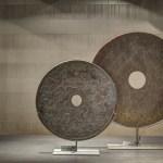 Revestimiento Prato por Architectural textiles, en el Surface design show- London, 2015.