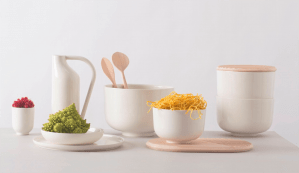 Colección A Table, por la marca Atipico, en el Maison & Objet Americas 2015.