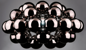 Lámpara Beads por Innermost en el Maison & Objet Americas 2015.