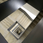 Museo Jumex en Ciudad de México, diseñado y construido por David Chipperfield, finalista en el Design of the year 2015.