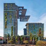 One central park, complejo residencial, obra de Jean Nouvel, finalista en el Design of the year 2015.