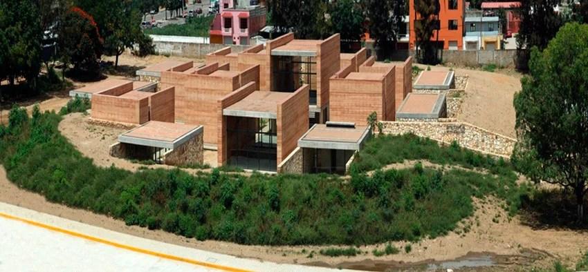 Escuela de Artes Universidad de Oaxaca, México.