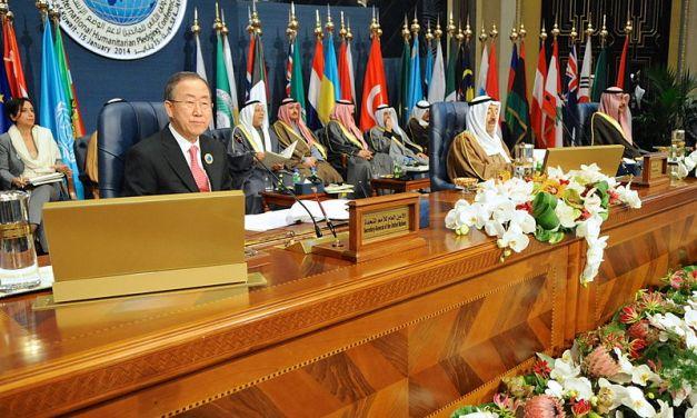 El mundo de las Relaciones Internacionales