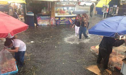 De lluvias y travesías urbanas
