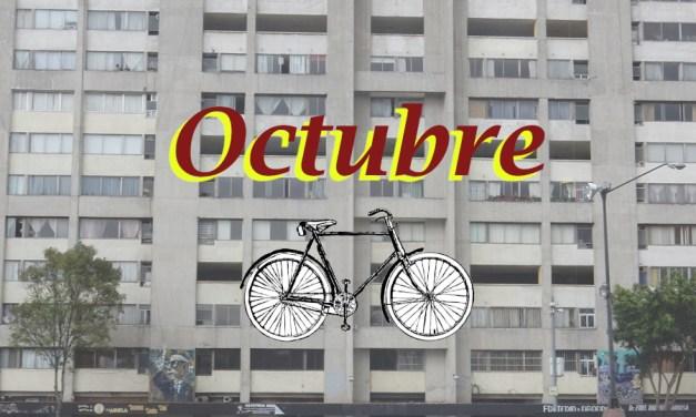Octubre de lluvias perdidas