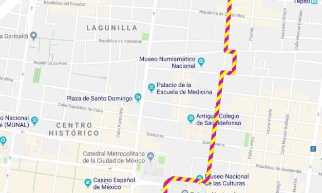Los Reyes Magos y su travesía: del Zócalo a la Lagunilla.