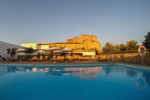 hoteles en castillos