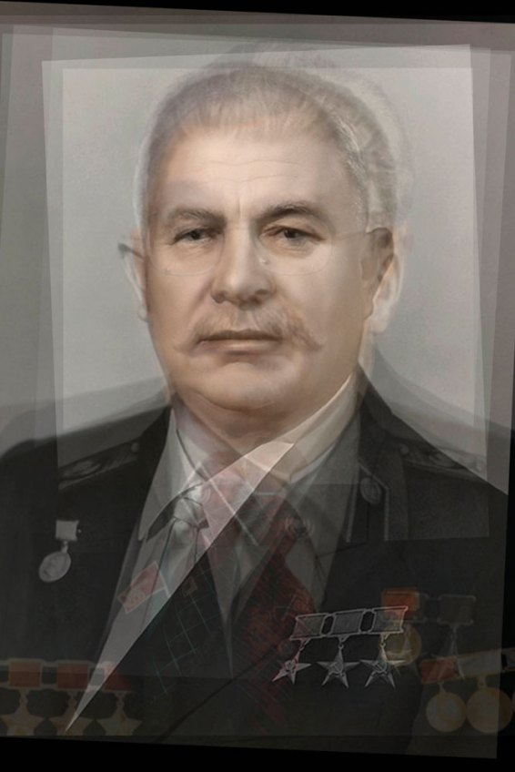 All the leaders of the Soviet Union from 1917 to 1991. 2008