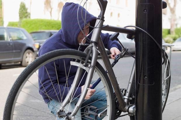 furto de bicicleta - cobertura de um seguro de bike