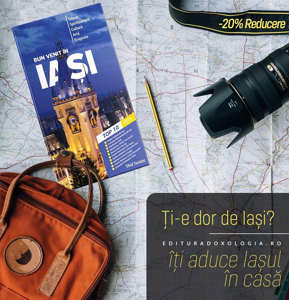 Bun venit în Iași – Ghidul Turistic al Iașului