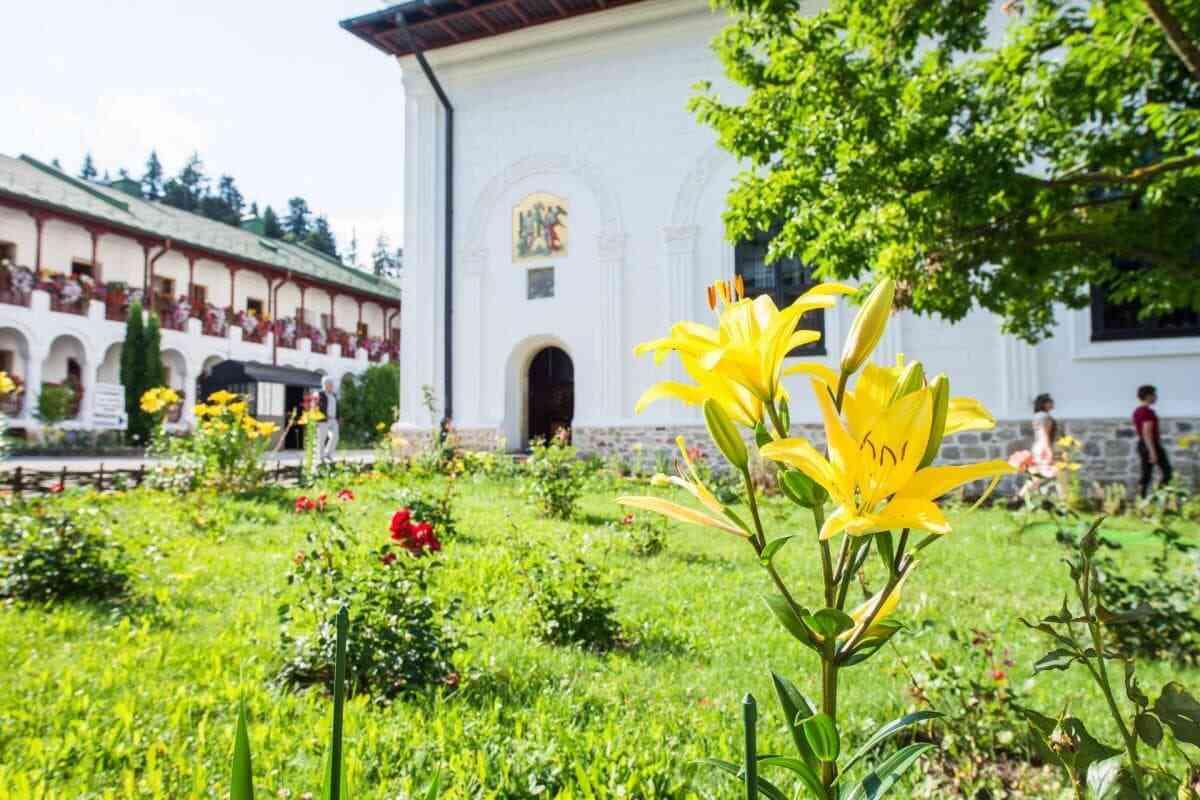 Istoria Mănăstirii Agapia
