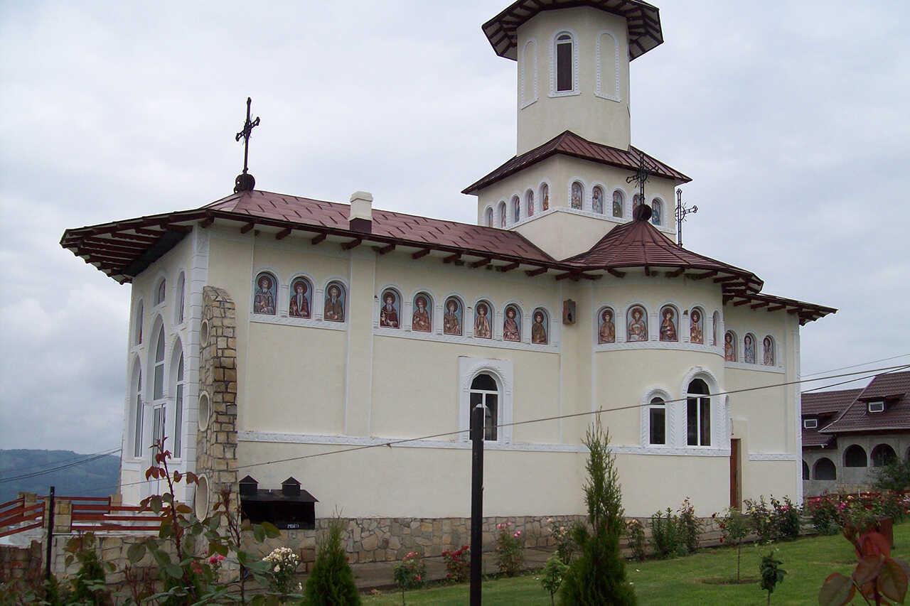 Mănăstirea Sfântul Ştefan cel Mare şi Sfânt, comoara din Cerdac
