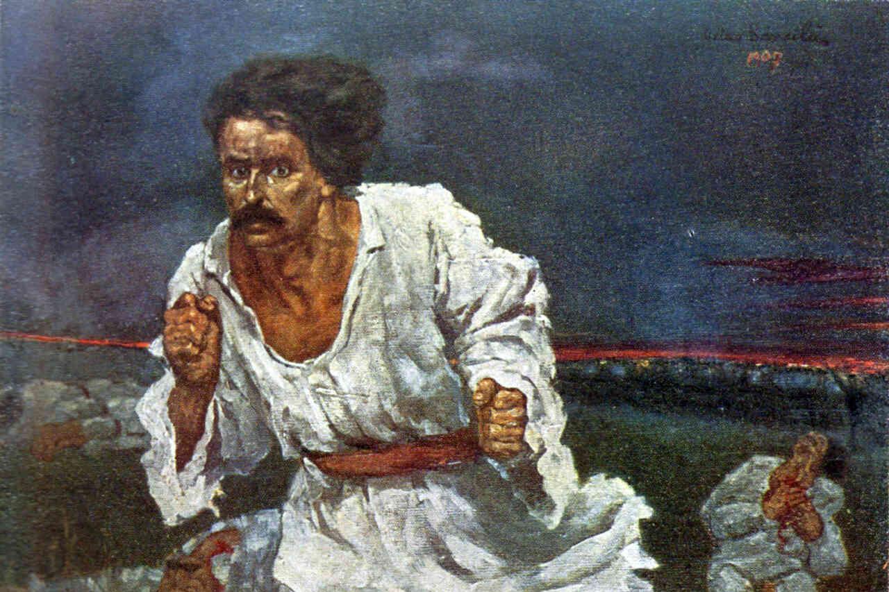 Octav Băncilă, pictorul ţăranului român