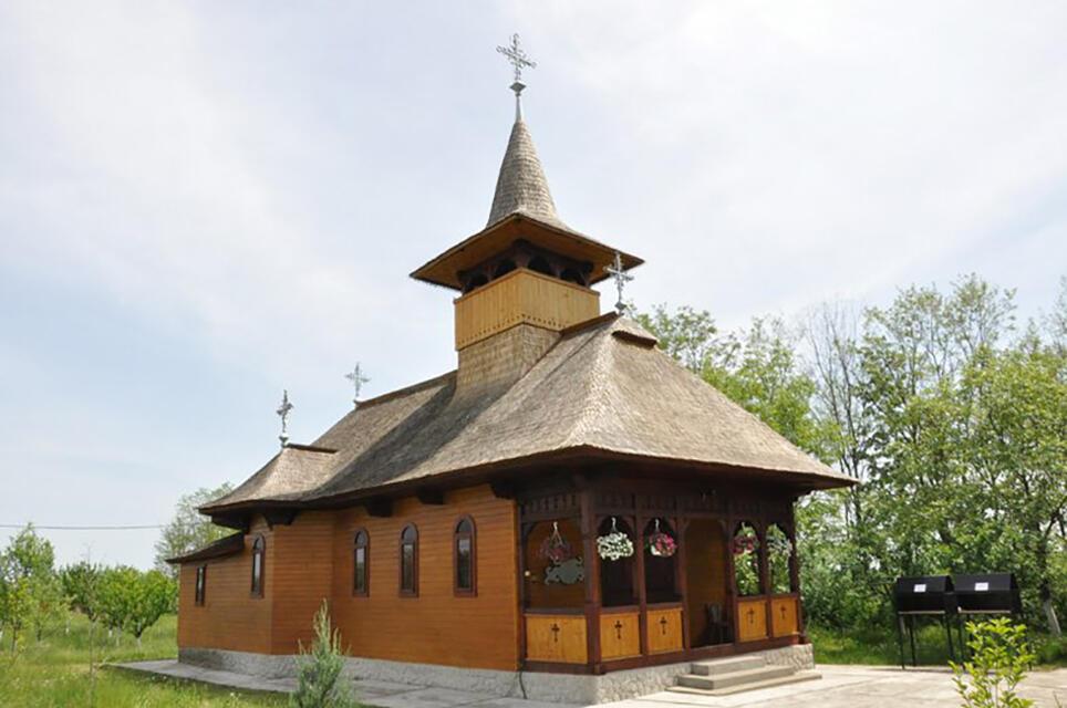 Mănăstirea Ţeghea