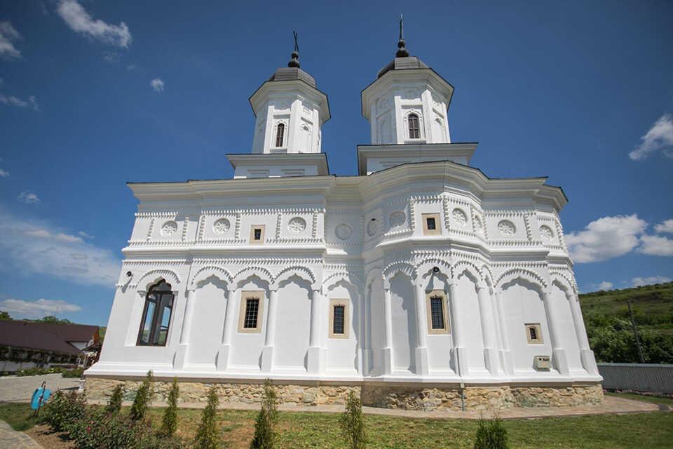 Mănăstirea Sfântul Nicolae – Fâstâci