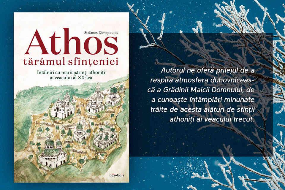 Athos tărâmul sfințeniei