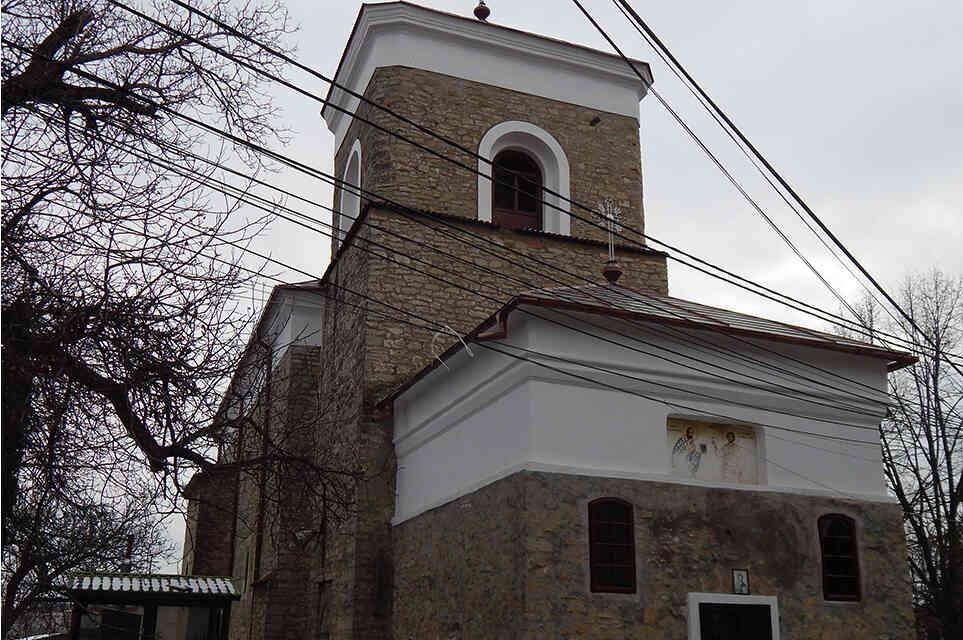 """Biserica """"Zlataust""""  de pe Uliţa copilăriei"""