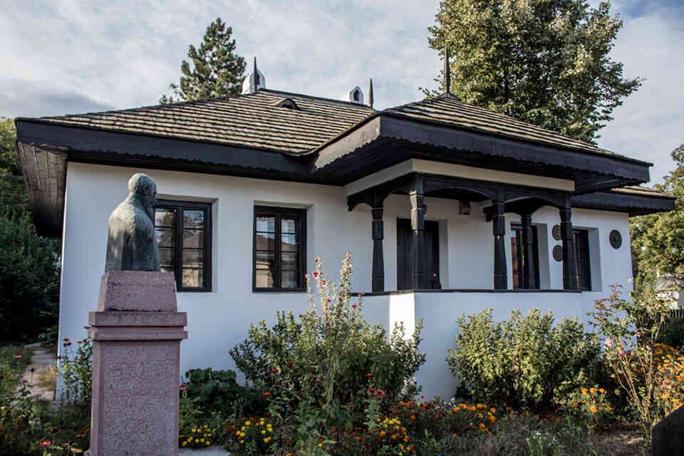 Casa lui Iorga