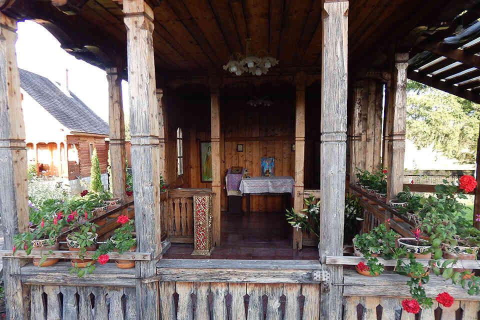 Mănăstirea Doamnei din Toplița