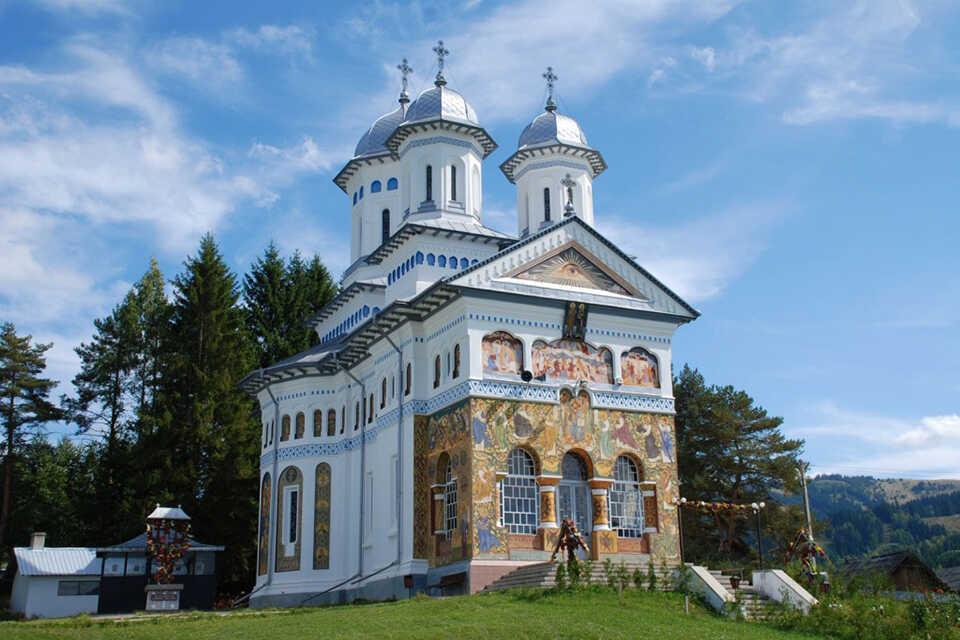 Catedrala Munților din Panaci
