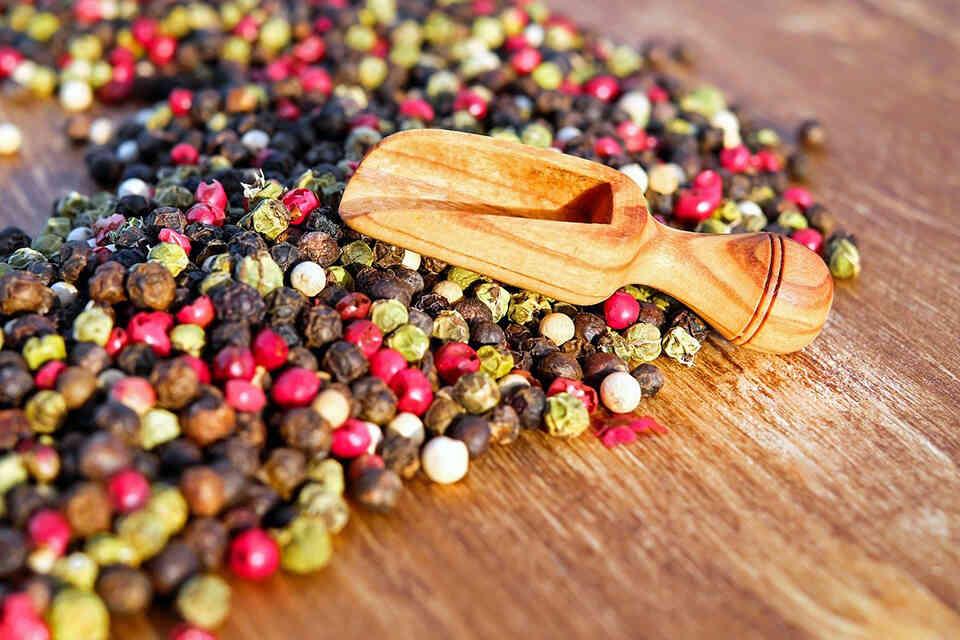 Piperul, beneficii pentru sănătate