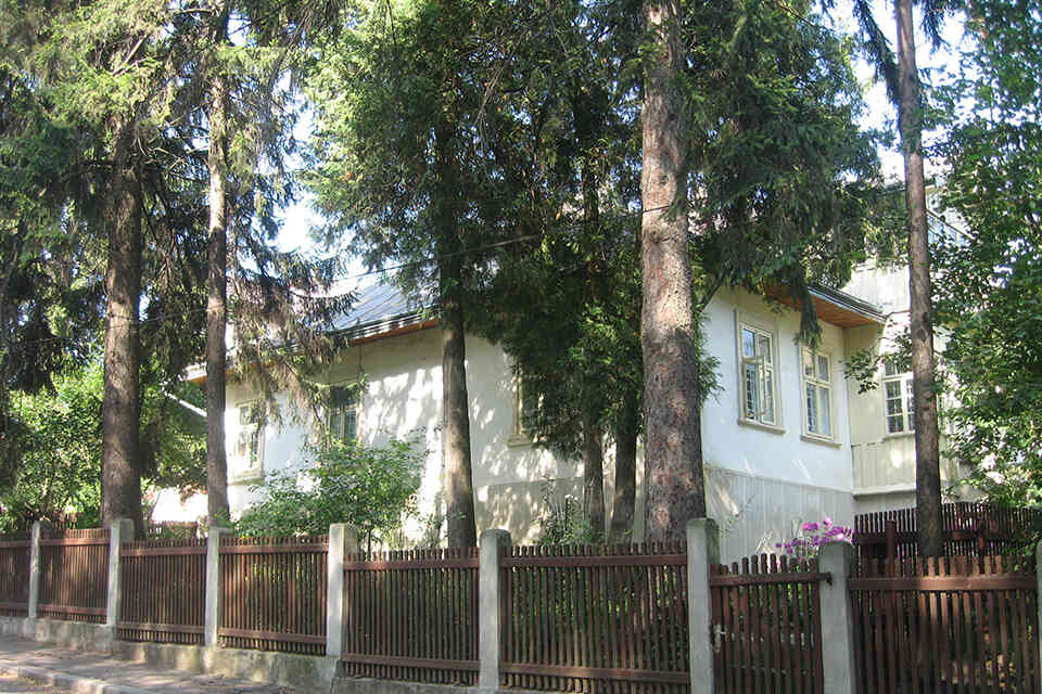 Casa memorială Simion Florea Marian