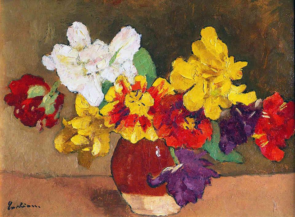 Ștefan Luchian, pictorul anemonelor