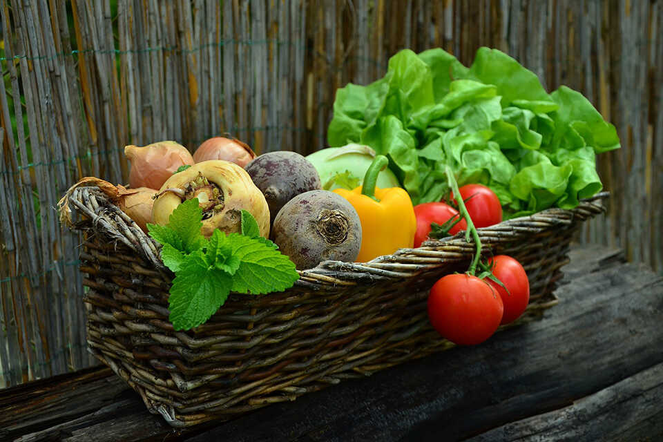 Alimentele organice reduc riscul de cancer