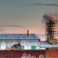 Vapor de pensamiento industrial
