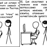La creatividad en el margen: Twitter