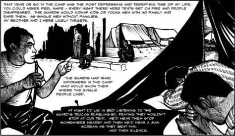Fig. 3. Comic image (1)