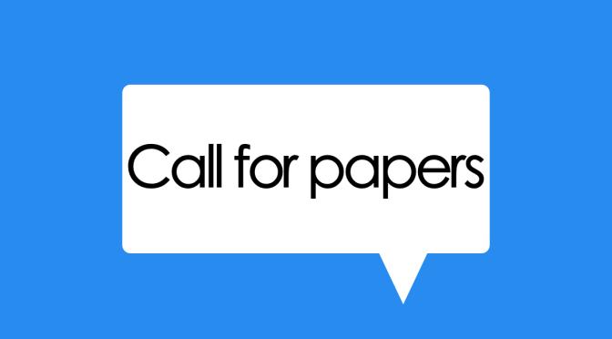 Petición de colaboraciones – Call for Contributions: Vol. 9.1 (Mayo 2020)