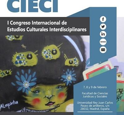 Ampliado el periodo de CFP del I Congreso Internacional de Estudios Culturales Interdisciplinares