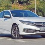 Avaliacao Honda Civic Touring 2020 Muda Pouco E Mantem Qualidades Revista Carro
