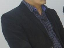 Marcio Mendes, da família de Gilmar Mendes em Diamantino (MT), sua terra natal.
