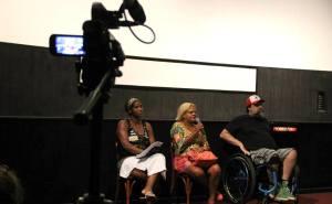 Debatedores discutem a redução da maioridade penal