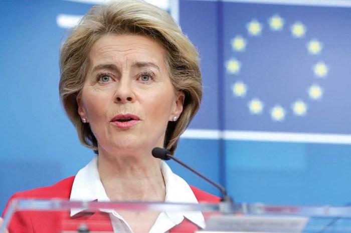 UE: momento Hamilton contra el coronavirus