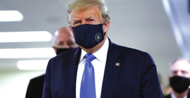 Donald Trump Pandemia EEUU