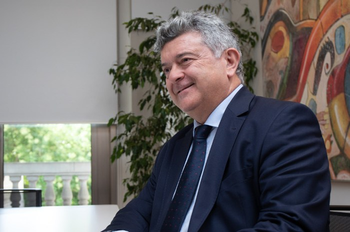 Santiago Fernández Valbuena, Presidente de Aedas Homes, Vicepresidente de EBN Banco y consejero de Ferrovial
