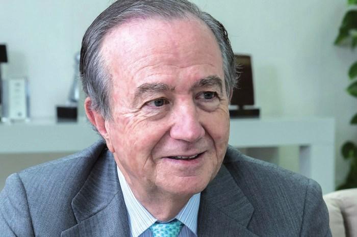José María Fernández Sousa-Faro, Presidente de PharmaMar
