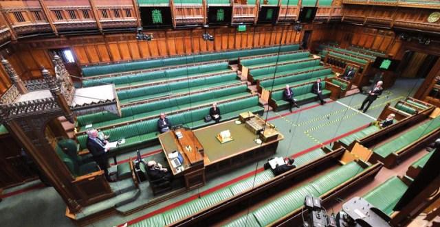 Cámara de los Comunes Reino Unido