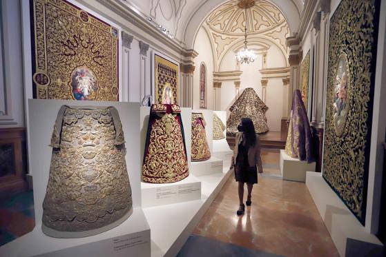 Patrimonio artístico de las Cofradías de Málaga