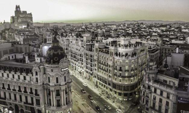 """«Arde Madrid"""": llamas en la represión"""