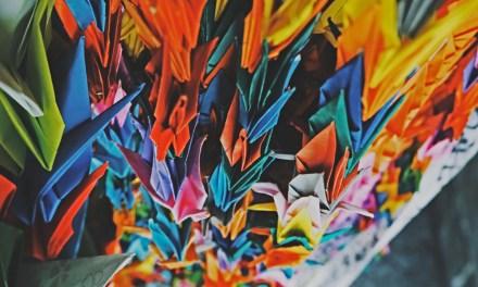 """Lo oscuro de la belleza. """"El señor Origami"""", de Jean-Marc Ceci"""